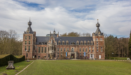 leuven: Castle Arenberg, now university of Leuven in Belgium