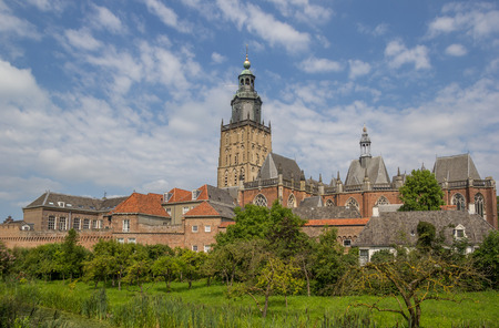 Historical city center of Zutphen, The Netherlands