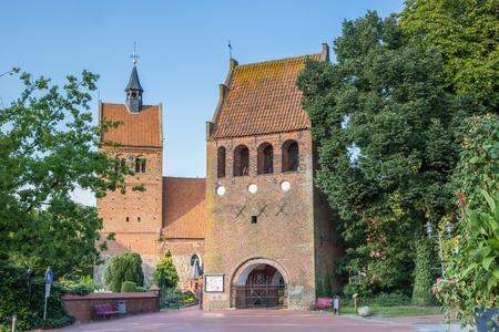 johannes: St. Johannes church in Bad Zwischenahn, Germany