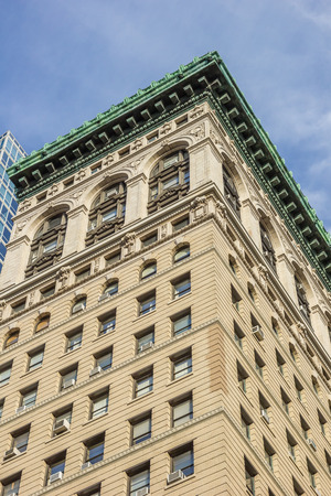 fifth: Classic building at Fifth Avenue in New York City, America Editorial