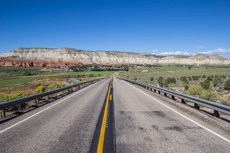 Scenic Byway 12 in Utah, United States