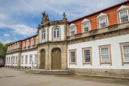 guimaraes: Vila Flor in the center of Guimaraes, Portugal