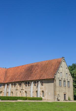 westfalen: Historical monastery Bentlage near Rheine in Germany