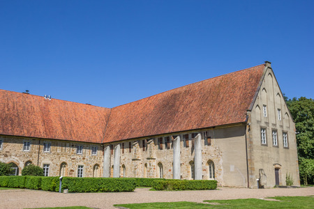 westfalen: Bentlage monastery and garden near Rheine, Germany