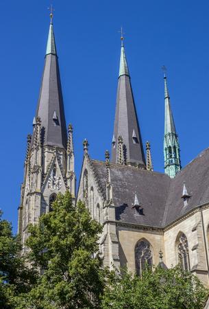 dom: St. Ludgerus église dom à Billerbeck, Allemagne