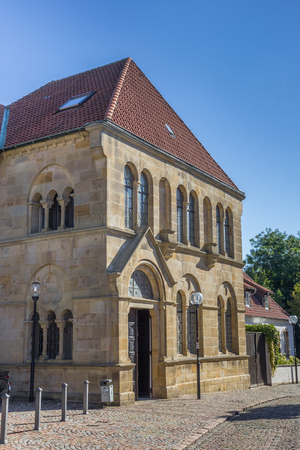 dom: Side wing of the dom in Osnabruck, Germany