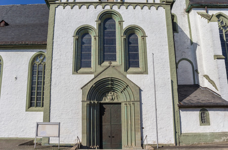 Facade of the Marien church in Lippstadt, Germany Stock Photo