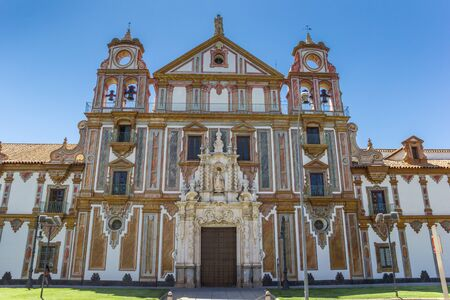 Convento de la Merced monastery in Cordoba, Spain