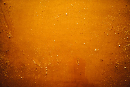 the texture of the dust on the wooden surface Stock Photo