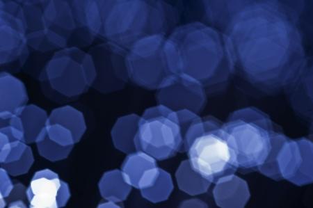 Fibre optic broadband technology concept blurred bokeh background photo