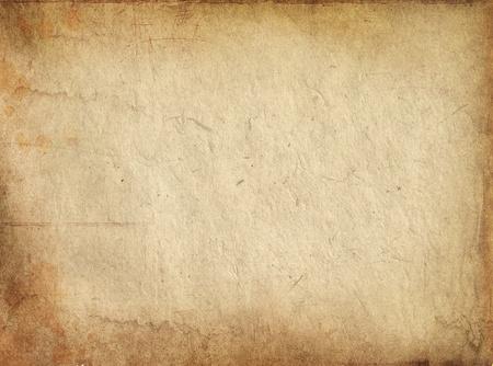 worn paper: Fondo de grunge retro con leve frontera, dando la apariencia antigua