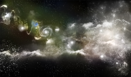 outer space: Outer space background wallpaper