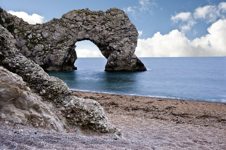 durdle door: UNESCO World Herritage Site Jurassic Coast Durdle Door