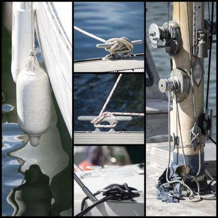 poleas: Recolección de datos de veleros yates