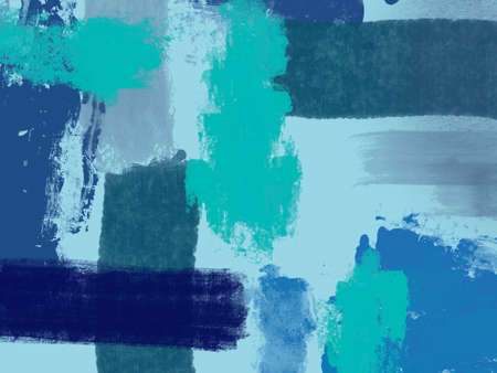 One off digitally generated abstract art design for use as wall art, poster, wallpaper or background
