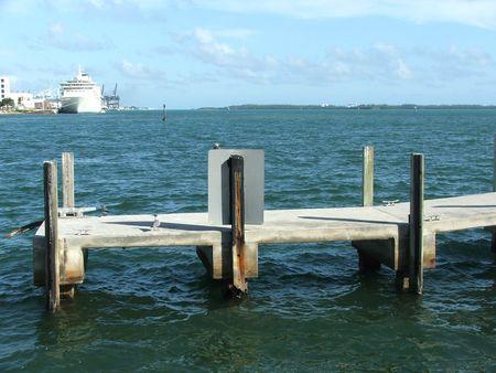 Wharf on Bayside, Miami