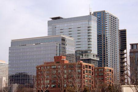 atlanta tourism: Atlantas downtown buildings