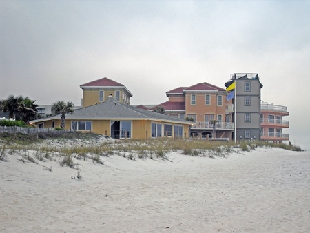 Oceanfront property in Destin, Florida