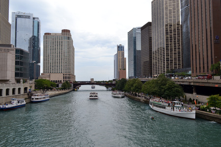 Chicago River, Illinois