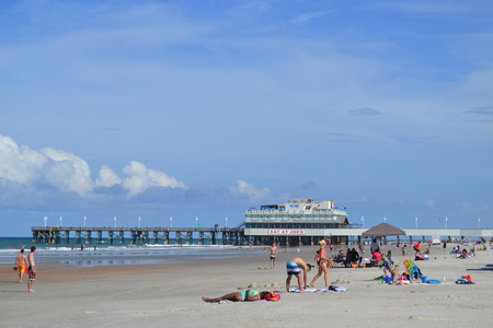 Daytona Beach Florida Pier