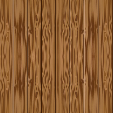 wood seamless pattern - vector illustration Vector