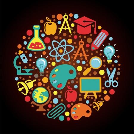 qu�mica: Volver al concepto de escuela Radial Vectores