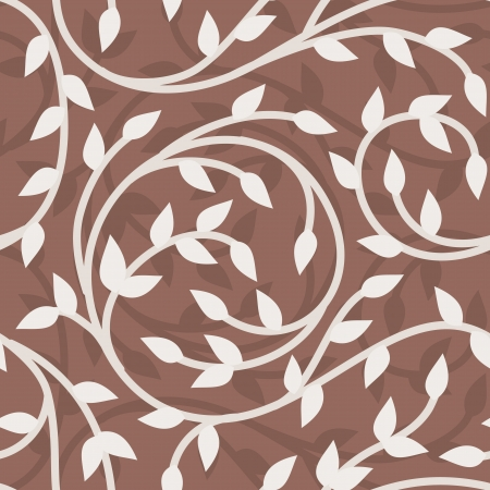 ornamental: abstract seamless pattern - abstract background in vintage style