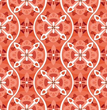 seamless pattern - abstract background in retro style Stock Vector - 16170548