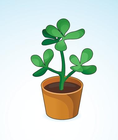 icon money tree - vector ilustration Stock Vector - 16595699