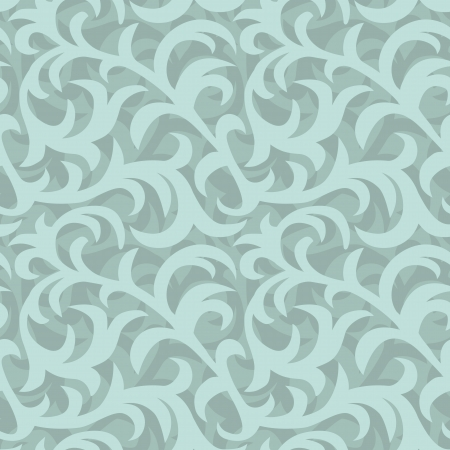 Vector seamless pattern - abstract background in retro style