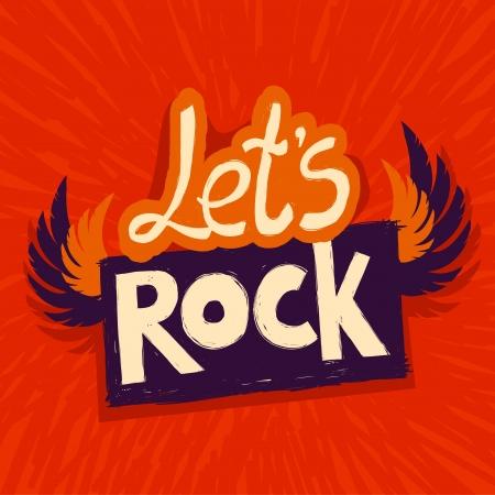 heavy metal music: Roccia di Vector let