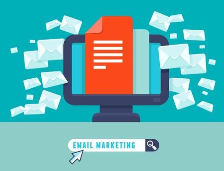e メール マーケティングの概念