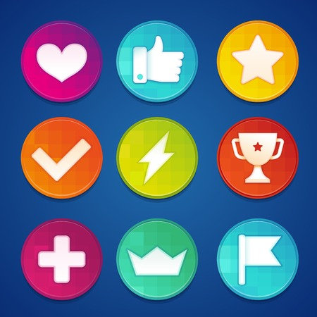 gratification: gratification badges and coins - rewards and prizes for app or game