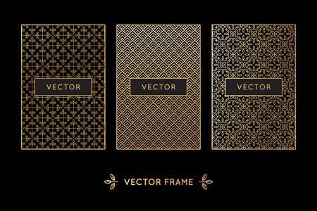 デザイン要素のベクトルを設定