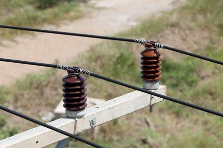 insulator: Electrical insulator 2
