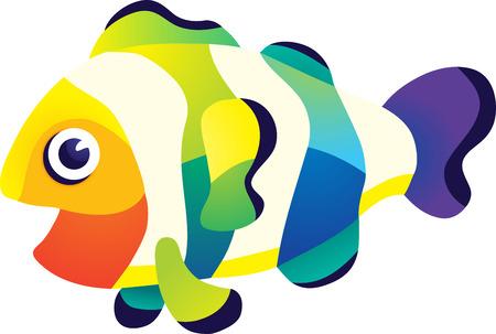 Rainbow Fish Stok Fotoğraf - 32675132