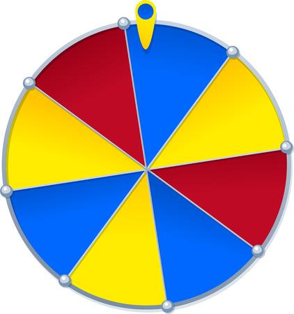 Spinning Game Wheel