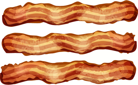 crisp: Bacon Strips