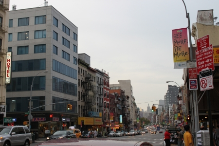 Chinatown in New York, NY Sajtókép