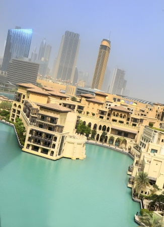 Burj Khalifa district,  Dubaï, United Arab Emirates photo