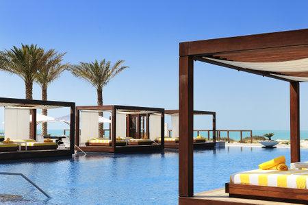 Luxus-Resort und Spa Ort f?en Urlaub