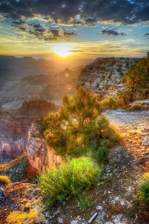 Hopi Point, Grand Canyon National Park  photo