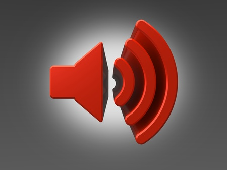 sound level symbol photo