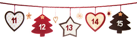 11-15, part of Advent calendar