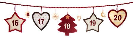16-20, part of Advent calendar