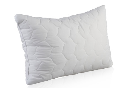 Hygiene white pillow nice for your bedtime Stock Photo - 16806423
