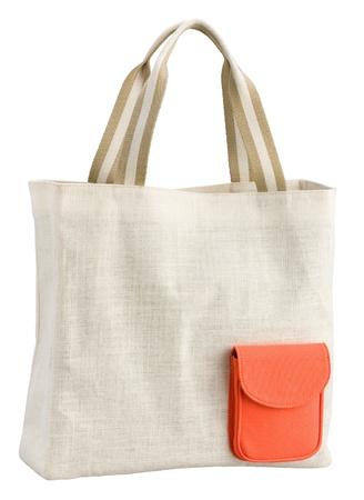 reusable:  Reusable cloth bag for reduce plastic bag when shopping