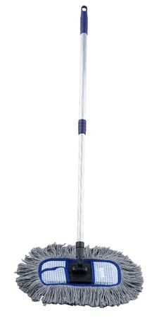 floor cloth: A cloth mop for cleaning floor