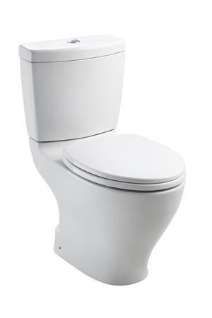 Luxury toilet bowl nice for modern bathroom Stock Photo - 16894322