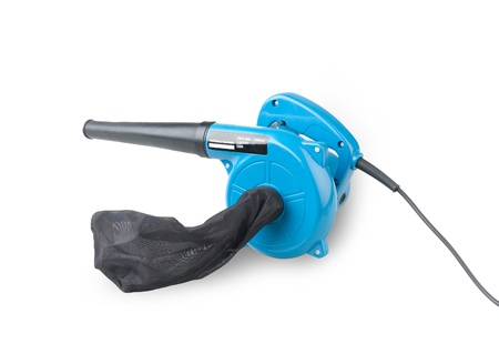 supercharger:  Mini portable blower for indoor or outdoor work